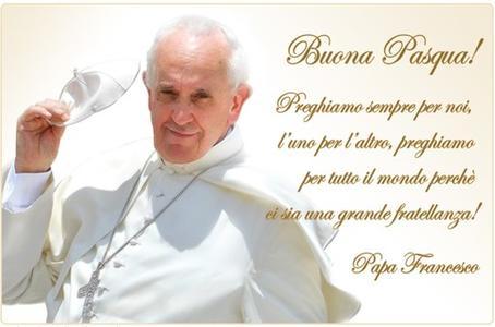 Messaggio Pasquale del Santo Padre